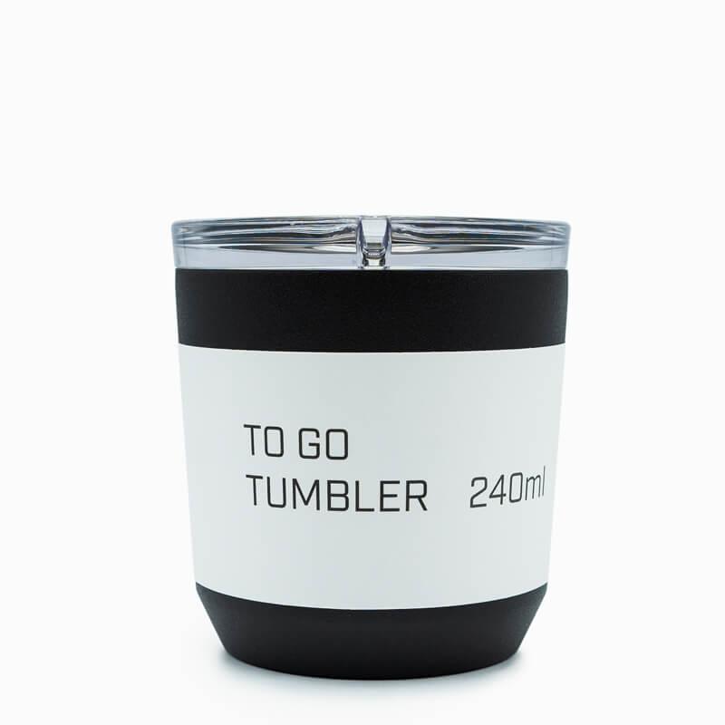 Kinto To Go Tumbler 240ml schwarz