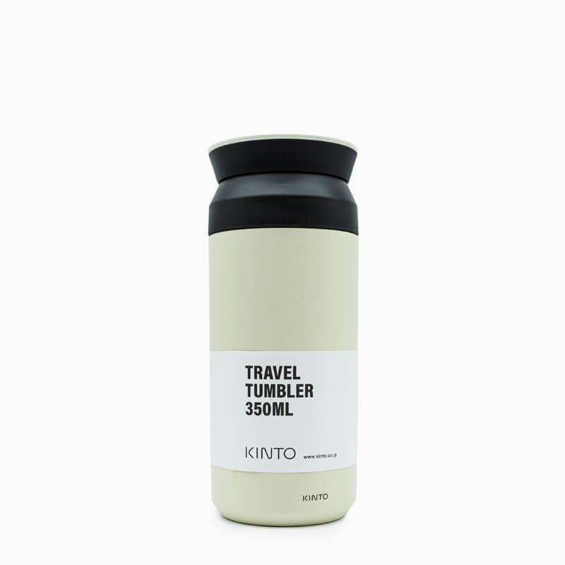 Kinto Travel Tumbler 350ml weiß