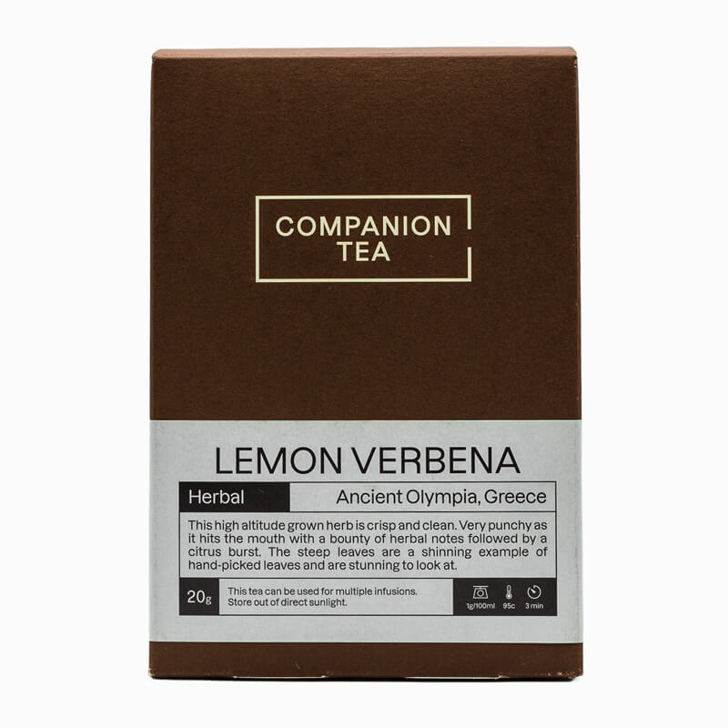 Companion Lemon Verbena