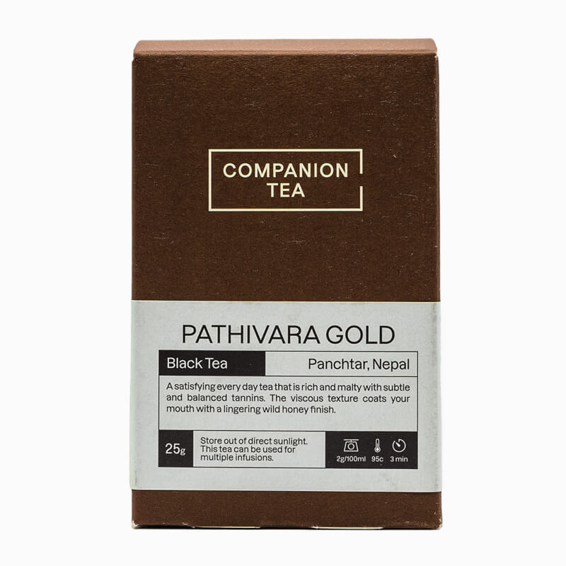 Companion Tea Pathivara Gold