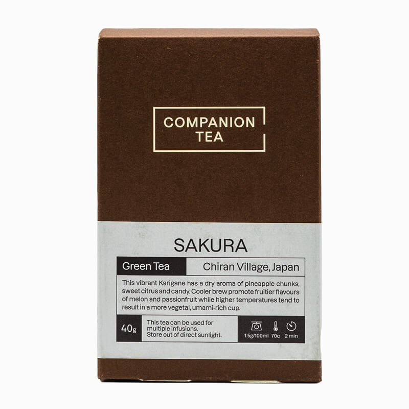 Companion Tea Sakura