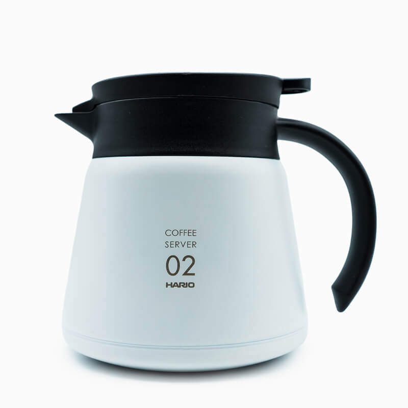 Hario Insulated Stainless Steel Server 600