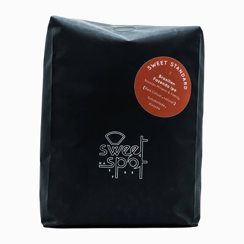sweet standard Brasilien Espresso, geröstet von Johannes Bayer