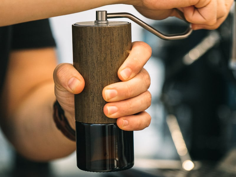 Comandante Kaffeemühle