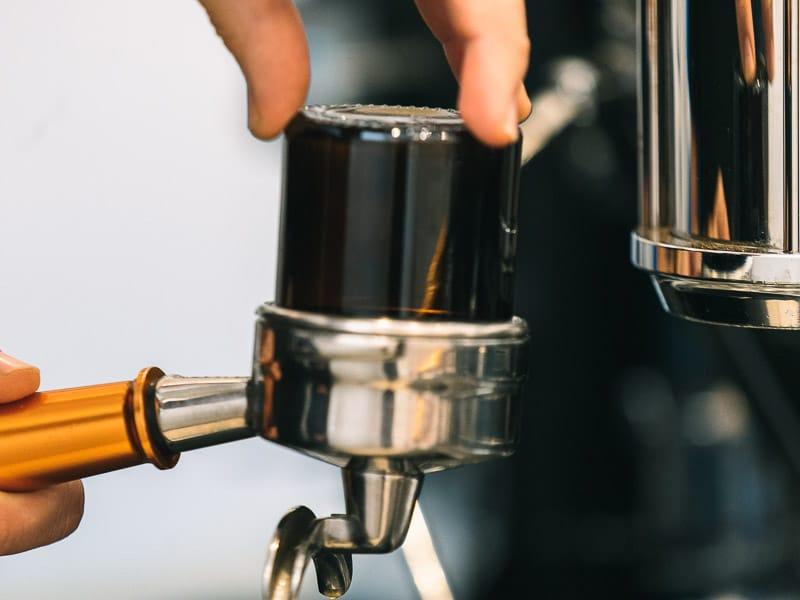 Comandante für Espresso